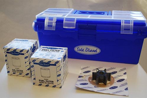 Solé Diesel huoltopakki (service kit)