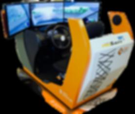 aulas simulador de direção veicular