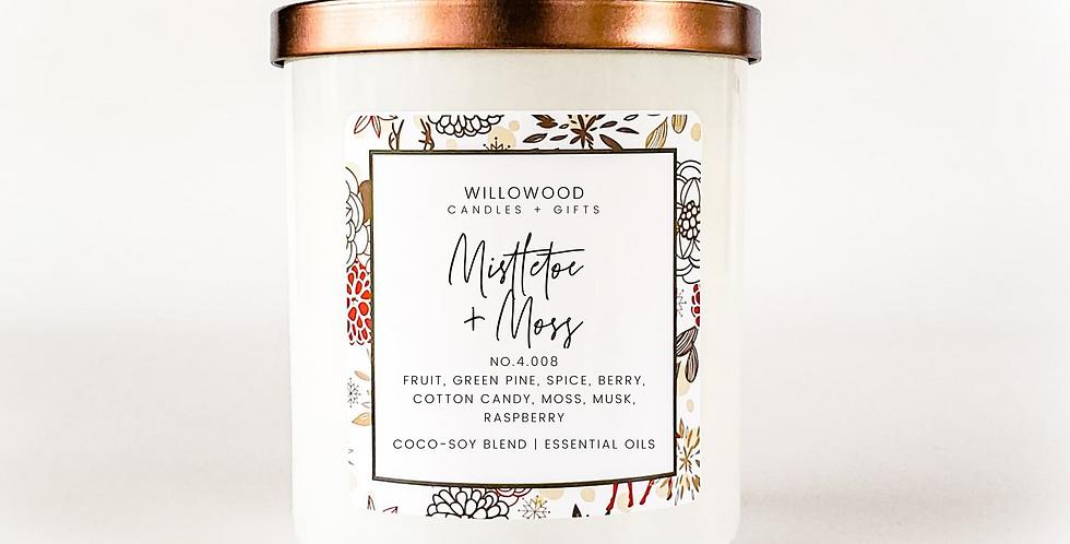 Mistletoe + Moss