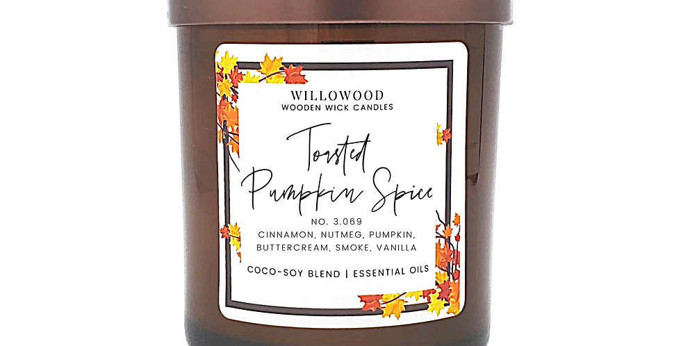 Toasted Pumpkin Spice