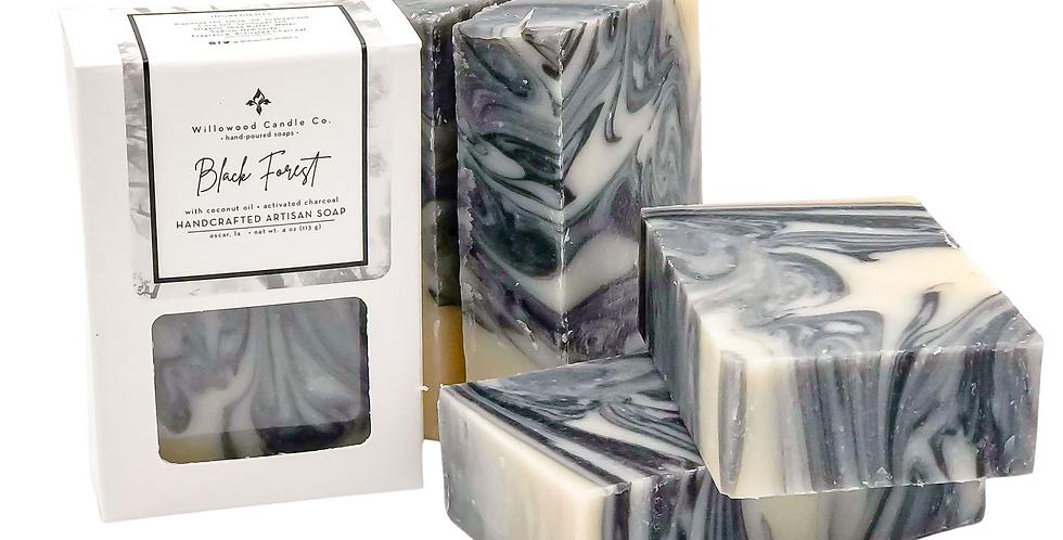 Black Forest Bar Soap