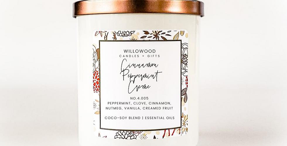 Cinnamon Peppermint Creme