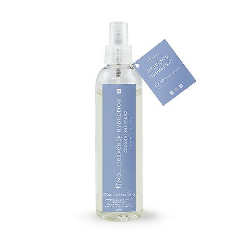 Spa Find Coconut massage oil spray