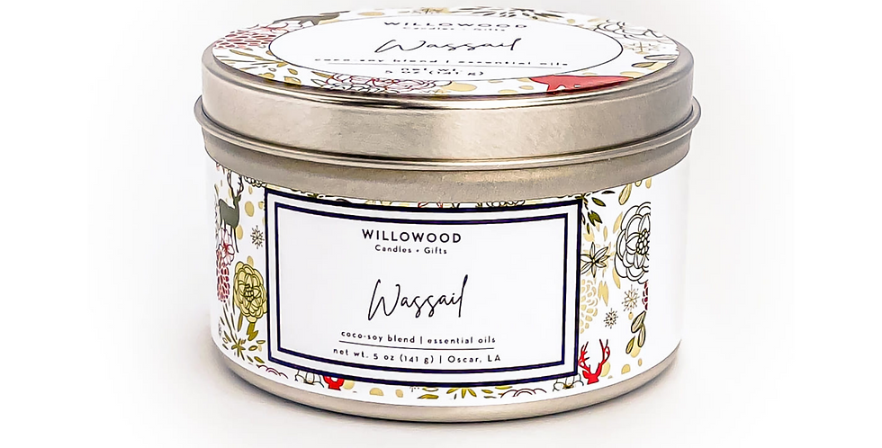 Wassail Scented Candle
