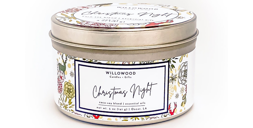 Christmas Night Scented Candle