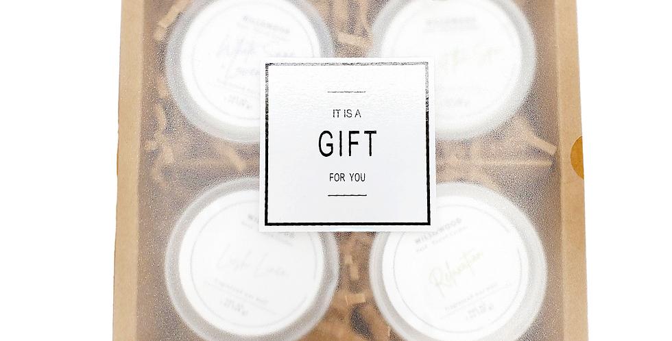 Wax Tart Gift Box - Custom Options Available