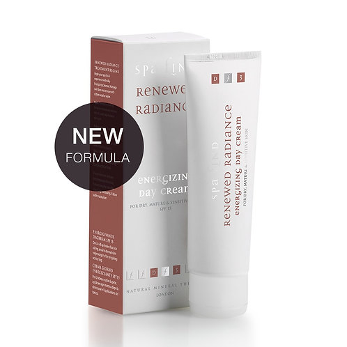 Spa find energizing day cream