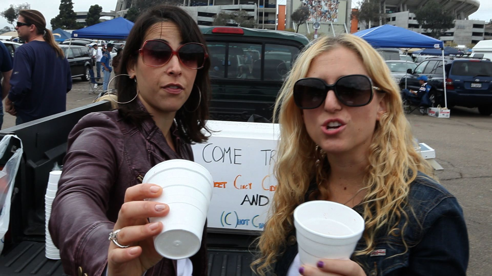 Girls Guide to Tailgate Taste Tests