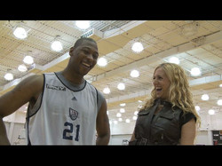 Bobby Simmons NBA interview