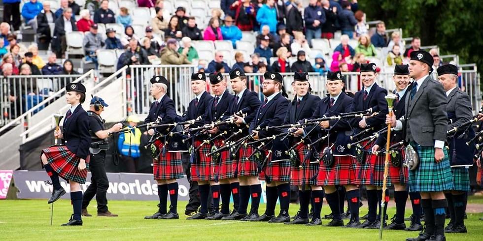2021 British Pipe Band Championships