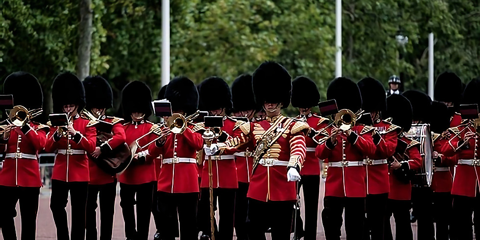 Trooping the Colour ceremony 2021