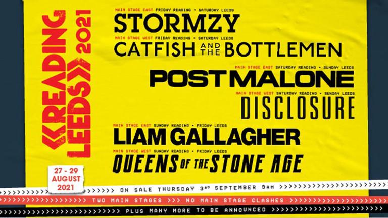 Leeds Festival Day 1