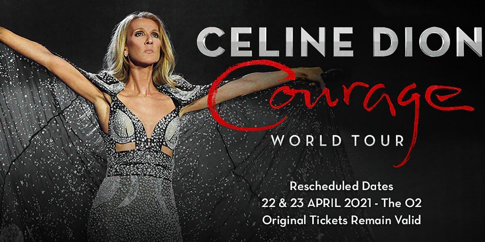 Celine Dion Live in London 2021