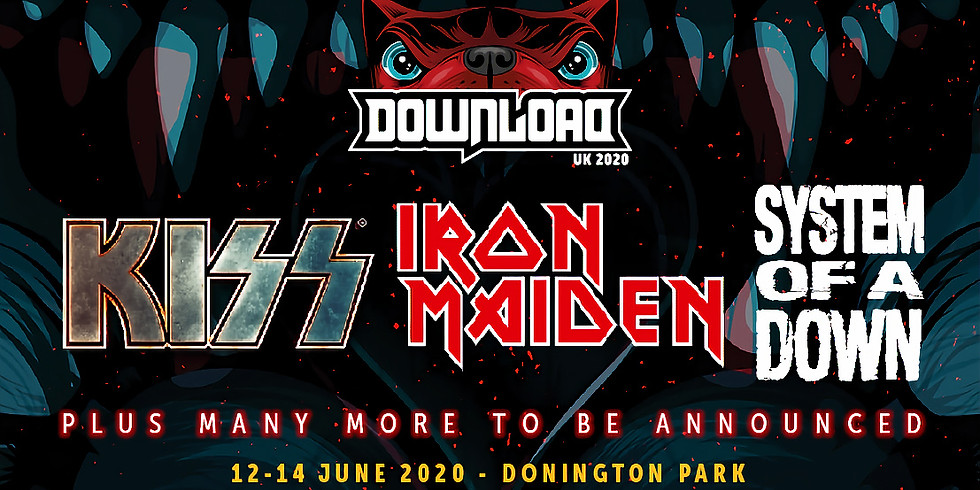 Download Festival 2021 Day 1