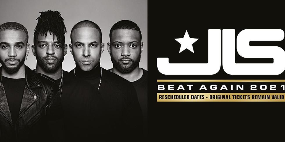 JLS Beat Again Tour 2021