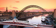 Newcastle upon Tyne coach hire