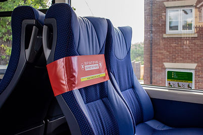 safe seating coach hire
