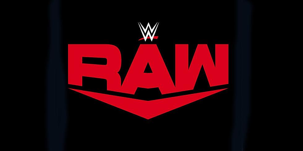 WWE Monday Night Raw 2021