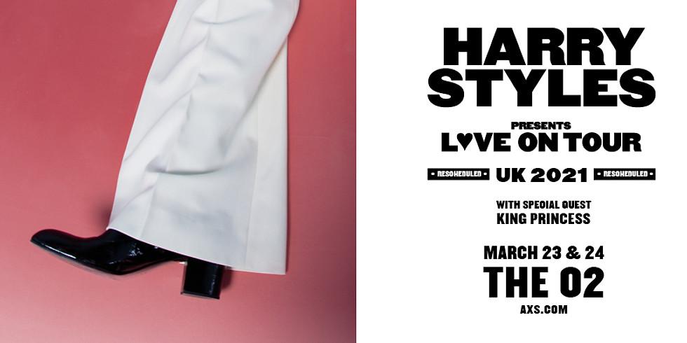 Harry Styles Live in London 2021