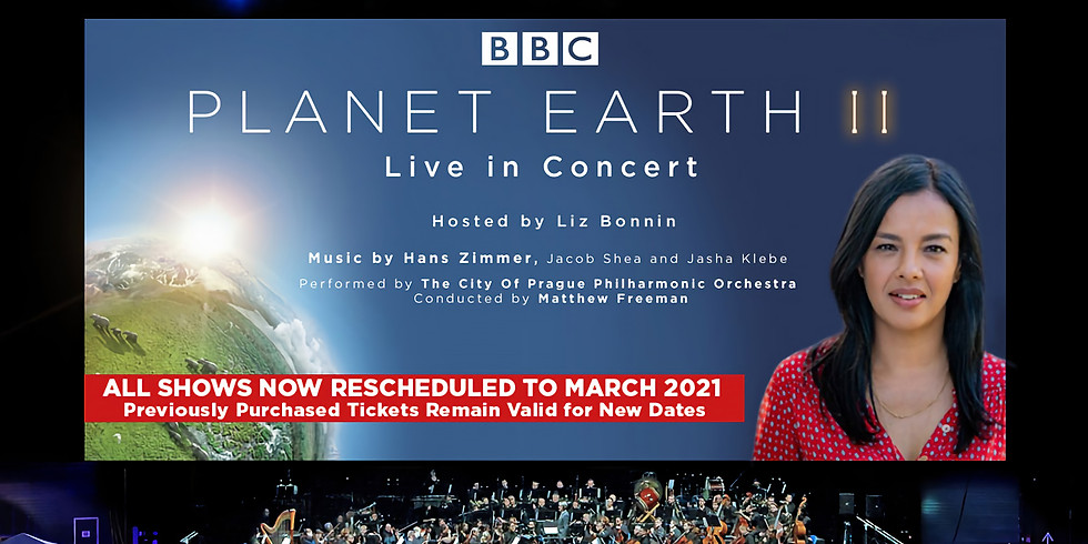 Planet Earth Live in Concert