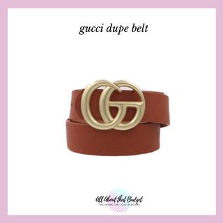 gucci dupe belt