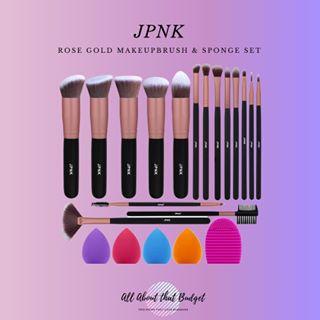 JPNK Makeup Brushes