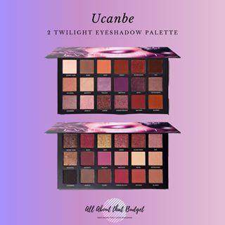 Uncabe Eyeshadow Palette