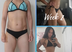 Bikini Prep 2020 : Week 3