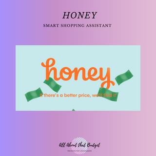 Honey Online Coupon Finder