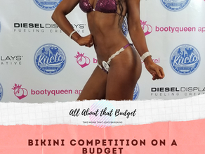Bikini Competition on a Budget