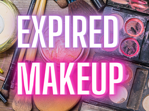 Expired makeup, now what?
