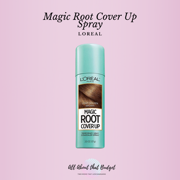 Magic Root Cover Up Spray