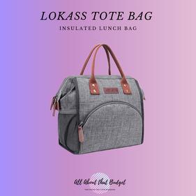Lokass Tote Bag