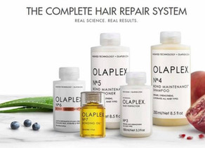 OLAPLEX - get to know the products