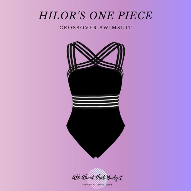 HIilor's One Piiece Swimsuit