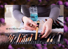 How dirty are your makeup tools?