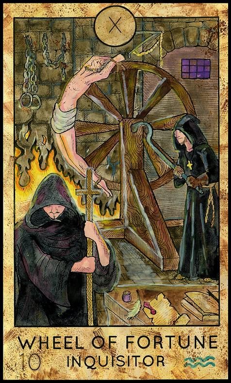 10_Major-Arcana-Tarot-Card.-Wheel-of-For