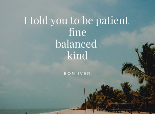 Defining and Finding Balance