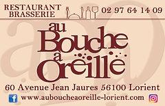 restaurant, Lorient, au bouche à oreille