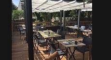 terrasse restaurant  brasserie Lorient
