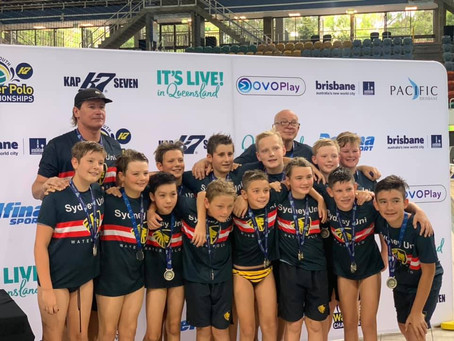 M12 BLUE SILVER MEDAL AYWPC 2020