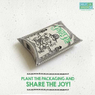 Help Us Green Yagna Dhoop