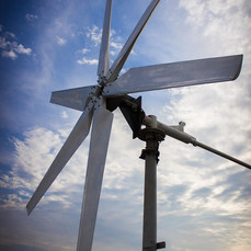 Unitron UE-77 New 6-Bladed High Efficiency Wind Generator for low winds