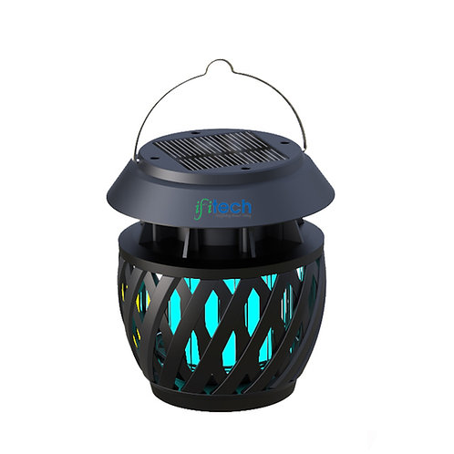 IFITech Solar UV Light - Bug Zapper and Insect Killer