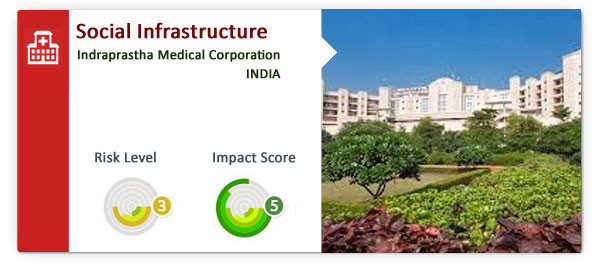 Impact Investment - Indraprastha Medical Corporation