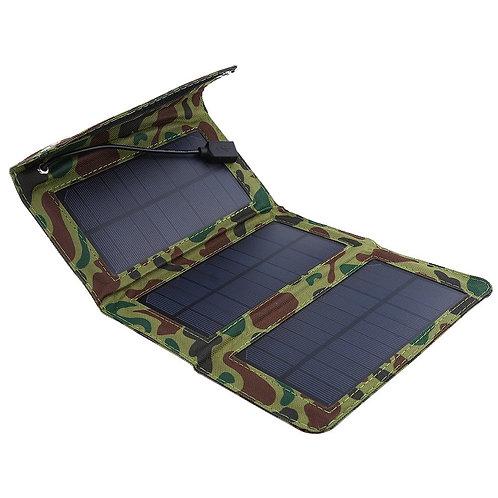 Dilwe 5W 5V Waterproof Foldable USB Solar Panel