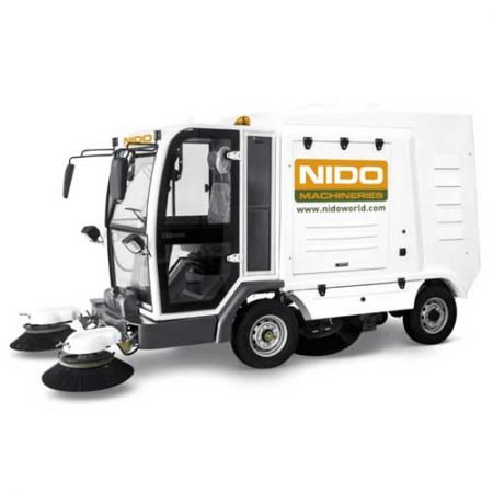 Nido Ride On City Sweeper – Battery