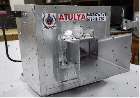 ATULYA Portable Microwave Steriliser