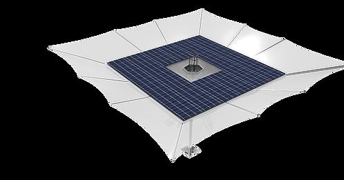 Solar Shed - Model 1080XL