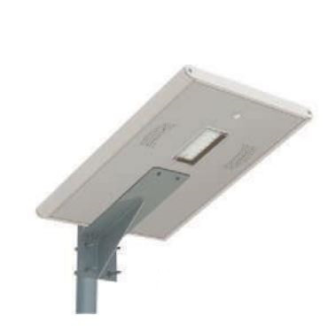 All-In-One DOLPHIN 9-18W Solar Street Light